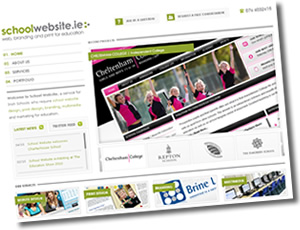 School Websites Ireland