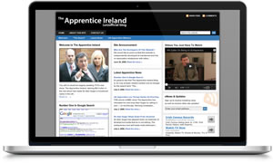 Link to The Apprentice Ireland Blog