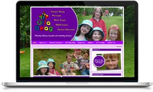 Link to Ulla Beag childcare website
