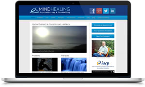 Link to Psychotherapist Limerick website